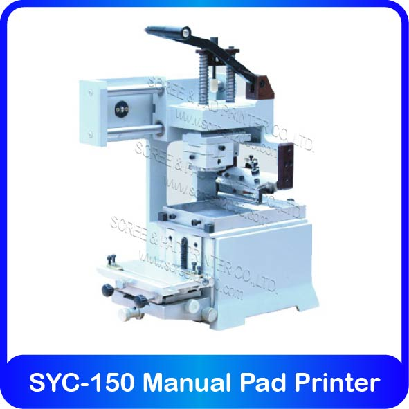 SYC-150 Manual Pad Printer