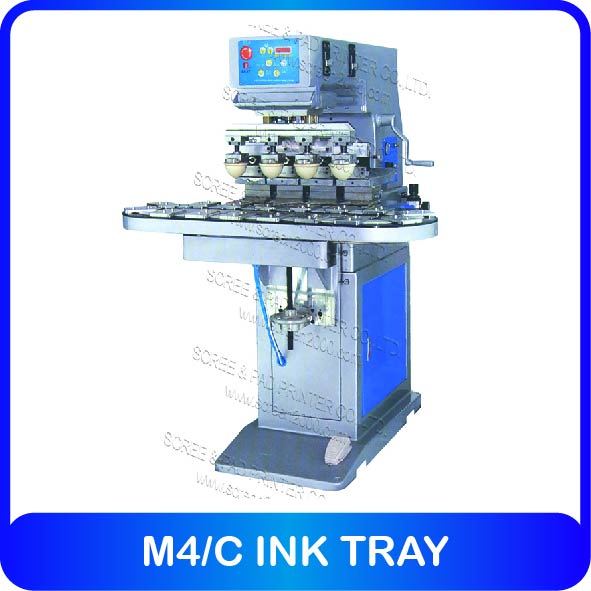 M4/C INK TRAY