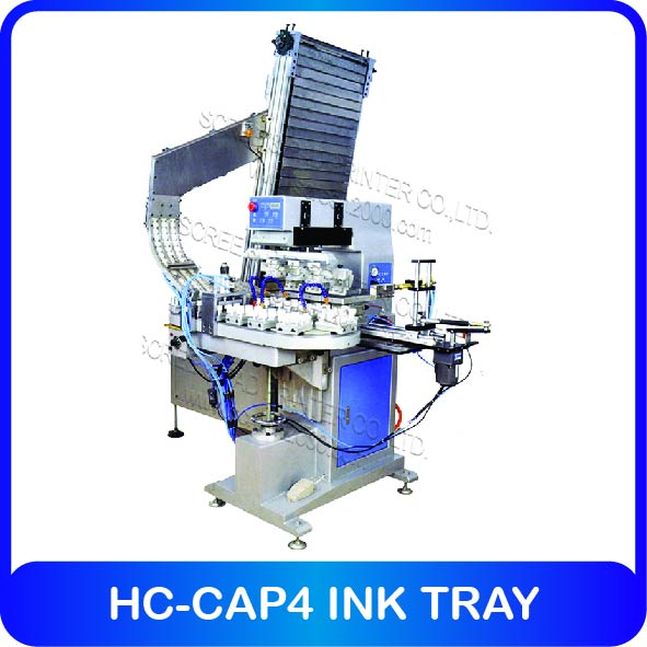 HC-CAP4 INK TRAY